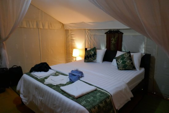 Banteay Chhmar Air conditioned tent & Air conditioned tent - Picture of Banteay Chhmar Banteay Meanchey ...