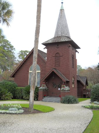 Jekyll Island Historic District: The Chapel