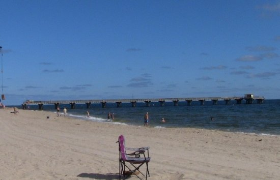 A nice beach walk! - Review of Pompano Beach, Pompano Beach