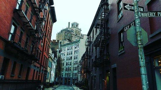 gay accommodation new york