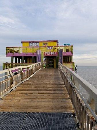 Galveston 39 s 61st street fishing pier all you need to for Galveston fishing pier