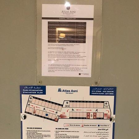 Hotel Atlas Asni: September 2017