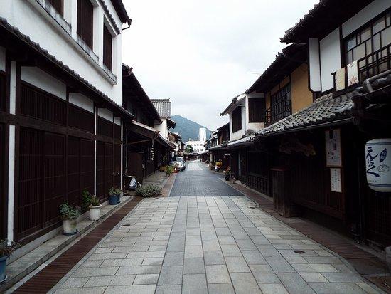 Takehara Townscape Preservation Area