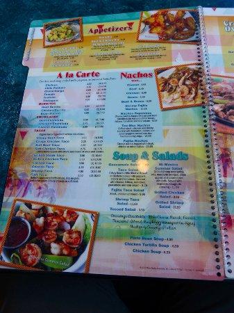 Mi Mexico Restaurant New Smyrna Beach