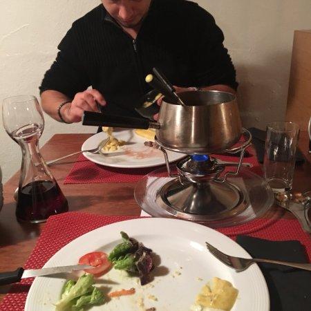 Restaurant chateau de domont del mont restaurant avis for Restaurant du domont