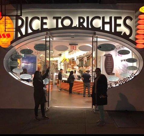 Rice to Riches: Bem vindos ao paraíso do arroz doce!