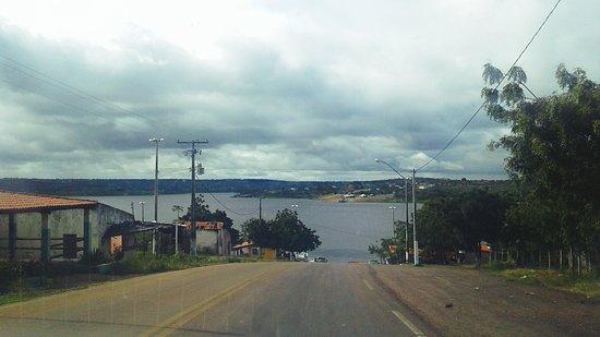 Cabaceiras do Paraguacu, BA: Rio de Cabaceiras do Paraguaçu