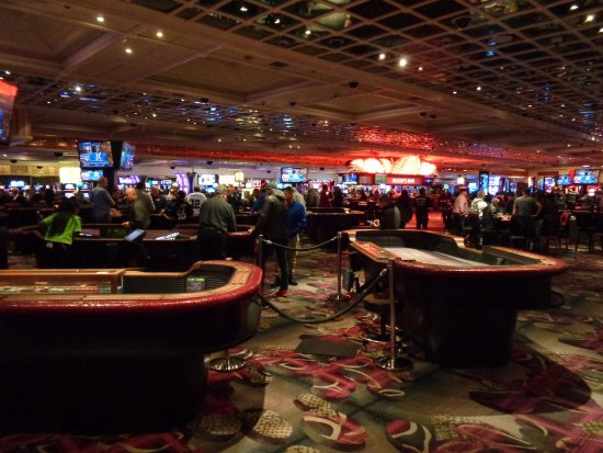 inside casino - Picture of Flamingo Las Vegas Hotel & Casino - Tripadvisor