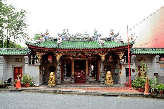 Tan Si Chong Chu Temple