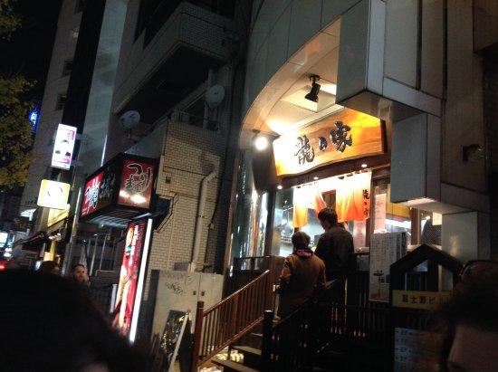 Tatsunoya Shinjuku Otakibashidori: Queue