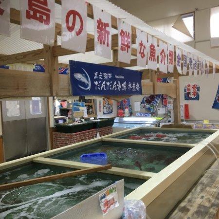 海産物も豊富