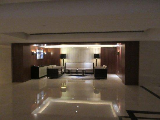 InterContinental Jinan City Center: Spazi comuni