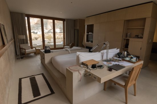 Amangiri Mesa View Suite