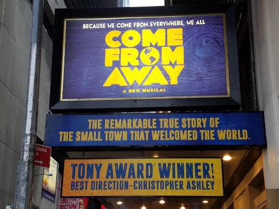 ‪Come From Away‬