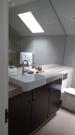 Blackheath, Australia: Loft room bathroom
