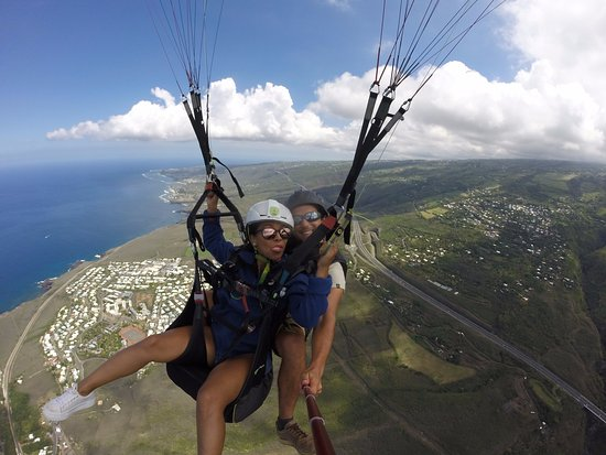 saint leu ile de la r union photo de ride air parapente 974 saint leu tripadvisor. Black Bedroom Furniture Sets. Home Design Ideas
