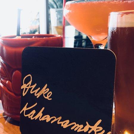 Duke's La Jolla: Really Really Good Drinks!