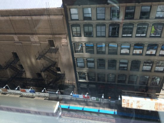 theWit Chicago - a DoubleTree by Hilton Hotel: 객실-전망