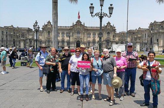 Recorrido por Lima desde el puerto de...