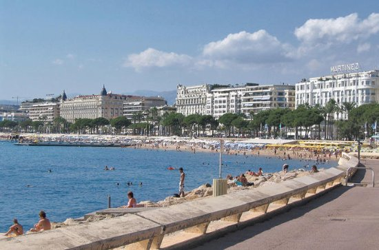 Small-Group Tour: Cannes, Antibes...