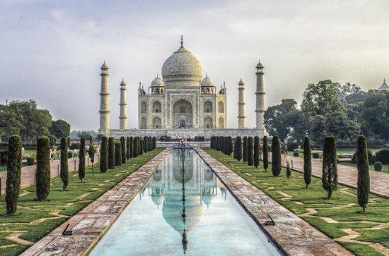 Same Day Taj Mahal Trip from Mumbai...
