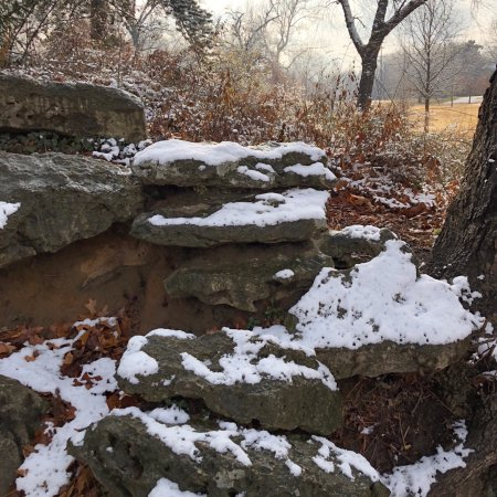 Woodward Park: December Snow in the Park!