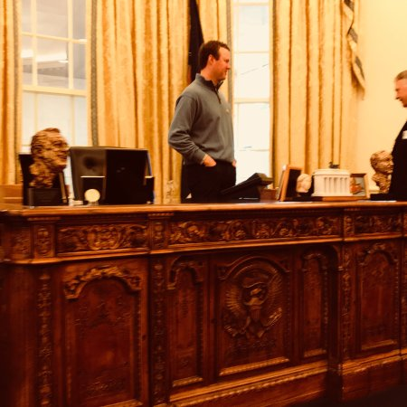 William J. Clinton Presidential Library: photo1.jpg