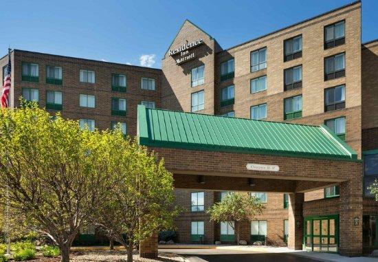 明尼阿波里斯市伊代納萬豪原住飯店照片