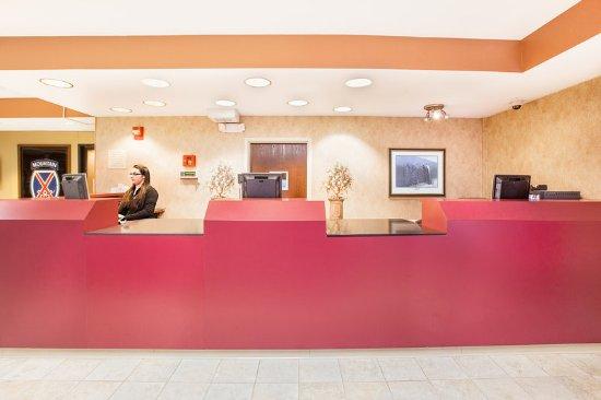 Fort Drum, Нью-Йорк: Lobby