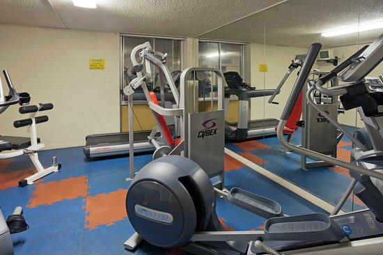 Fort Huachuca, AZ: Health club