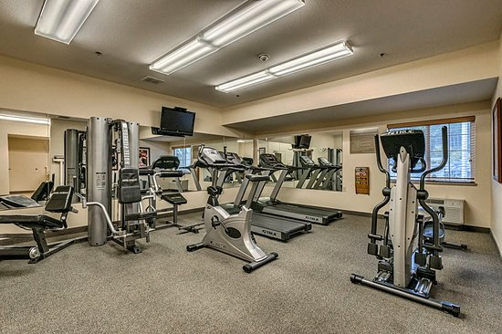 Candlewood Suites Oak Harbor: Health club