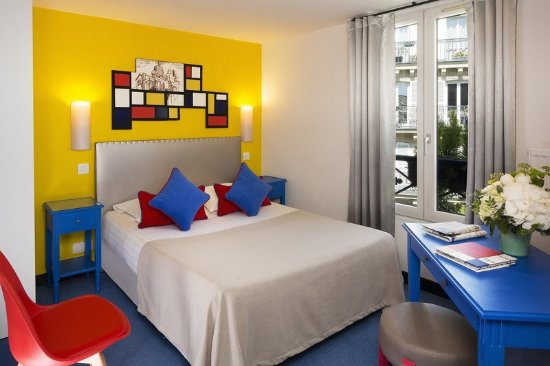 Hotel du Mont Dore : Guest room