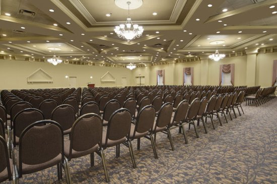 Ballroom Billede Af Best Western Plus Winnipeg Airport Hotel Winnipeg Tripadvisor