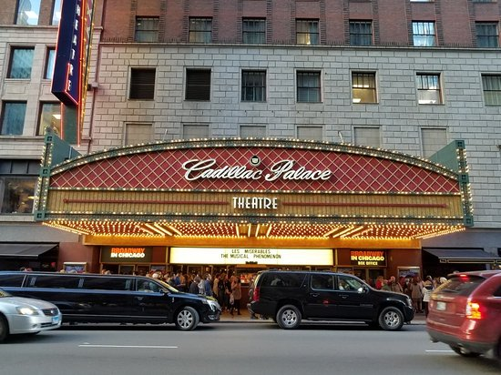 Picture Of Cadillac Palace