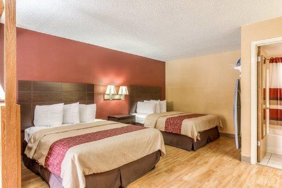 Guest Room Billede Af Red Roof Inn Amarillo West