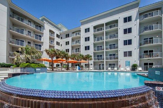 Holiday Inn Club Vacations Galveston Beach Resort: Exterior