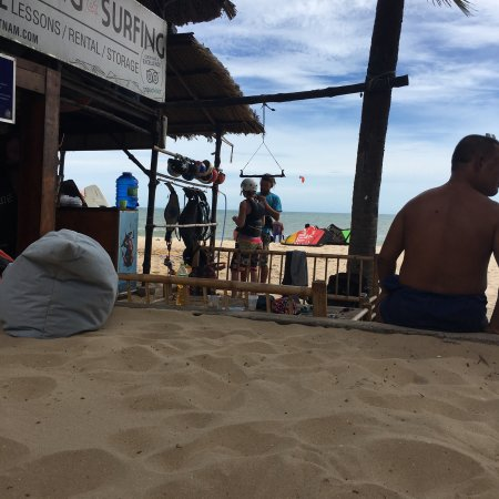 Surfpoint Kiteboarding School : We jest found the best place and people to spend time! My only love is now Surpoint and especial