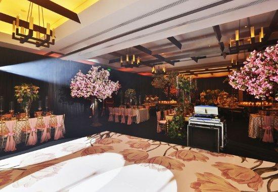 جاي دبليو ماريوت هوتل بوجوتا: Ballroom