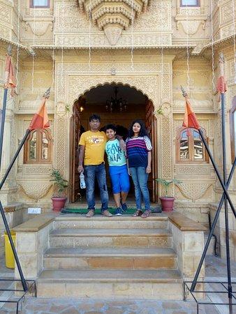 Hotel Lalgarh Fort And Palace : IMG20171224113114_large.jpg