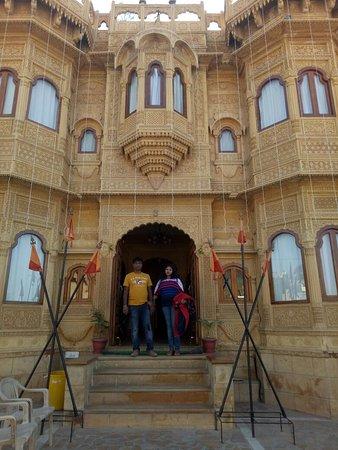 Hotel Lalgarh Fort And Palace : IMG20171224113027_large.jpg