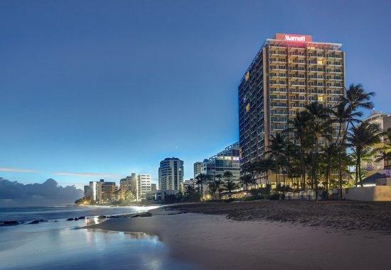 San Juan Marriott Resort & Stellaris Casino Hotel