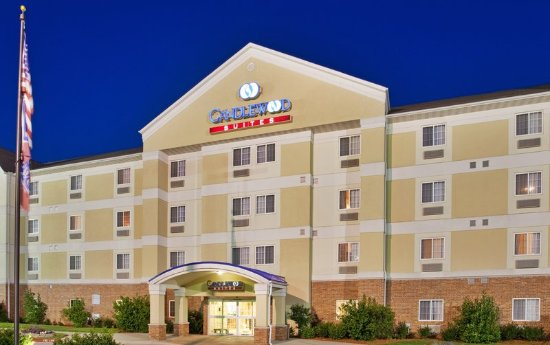 Candlewood Suites Joplin Hotel: Exterior
