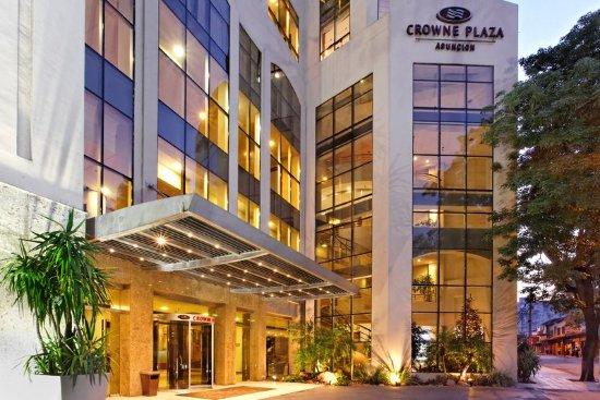 Crowne Plaza Asuncion Hotel : Exterior