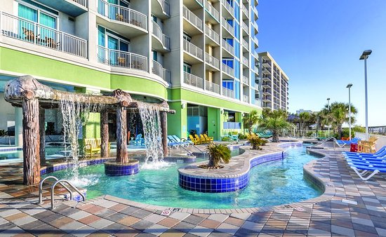 Wyndham Vacation Resorts Towers On The Grove Myrtle Beach
