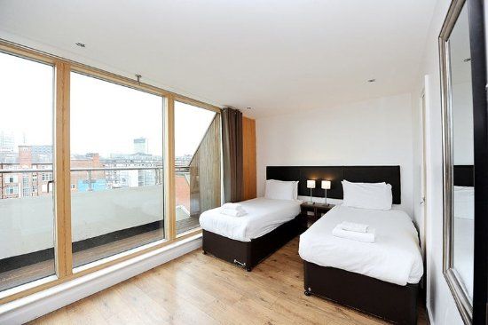 Staycity Aparthotels Laystall Street: Guest room