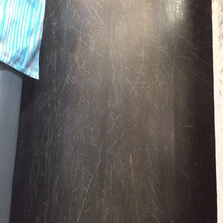 Citrus Sukhumvit 13 by Compass Hospitality: Standard King Studio Room.  King Bed (clean but worn out frame) Ruined floors Broken Random (lig