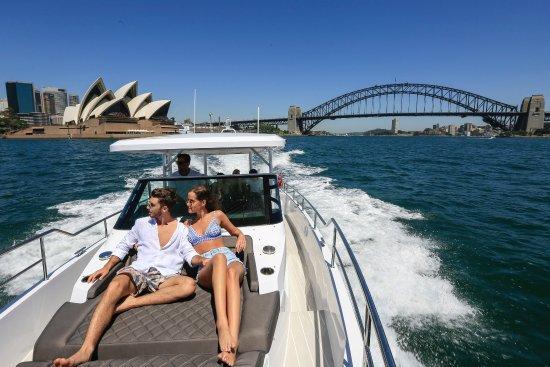 Sydney Harbour Boat Tours
