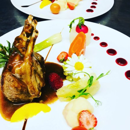 Russin, Suisse : Foie Gras