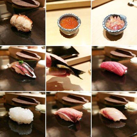 Ginza Sushi-Ichi: the sushi
