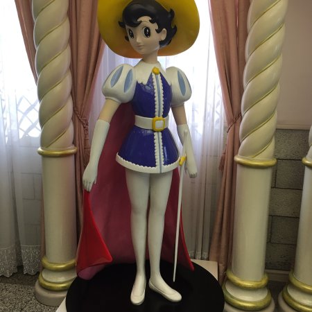 The Osamu Tezuka Manga Museum: photo8.jpg